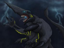 Knifehead by Nuclear-Shrimp