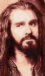 Thorin Oakenshield Portrait Pattern Preview by shingorengeki