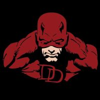 Daredevil warmup by strongjawdesigns