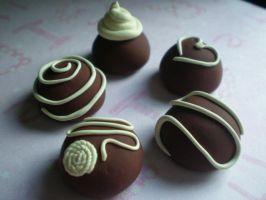 chocolate charms by jenyah