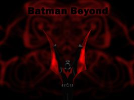 Batman Beyond Wallpaper by Saraella