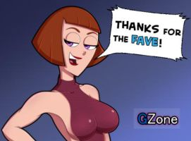 Thanks for the Fave2 by GZone-art