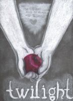 Twilight book cover by gamergrl