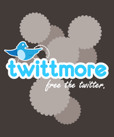Twittmore, free your twitter. by canecodesign