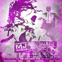 MICHAEL JACKSON Greatest Hits by danielebetter