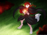 Rose's Power by Twokinds
