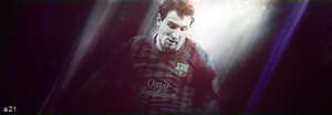Lionel Messi by a2iFolio
