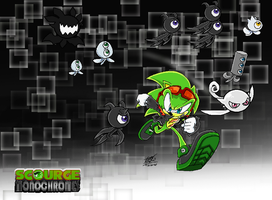 Scourge Monochromes by 5courgesbestbuddy
