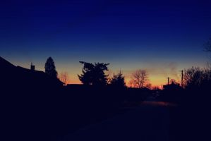 Sunset 1 by Trucina