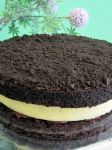 Giant Oreo Cake by Sliceofcake