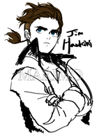 Jim Hawkins by mrmssb