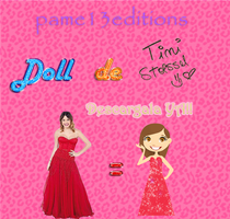 doll de Martina S by pame13editions