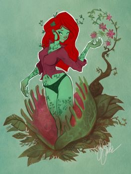 PoisonIvy by thailur