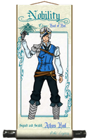 Athos Nobility Application by queensakima19876