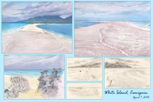 White Island at Camiguin by Nick-Ian