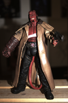 Hellboy 2 Action figure by dimebagsdarrell