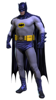 Batman - Adam West Render by YukiZM