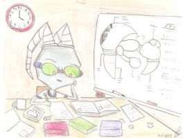 The hard work of an engineer by 1nvaderNad