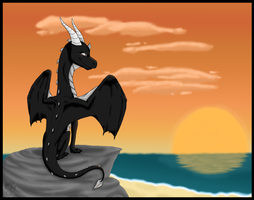 Ocean with a View by SycheTheDragon