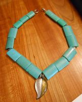 Pocahontas' Turquoise Necklace by happyeverafter