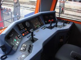 LDE 2300 EGM Cab view by MaTtRuLLz