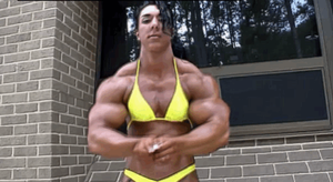 Superthick Gif 6 by GrannyMuscle