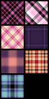 Plaid Pattern by kvaughnp3