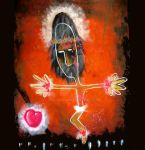 Jesus Graphic by Dinuguan