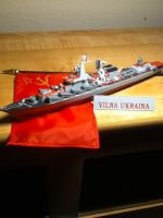 Slava class Guided Missile Cruiser/Vilna Ukraina by Super6-4