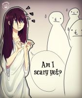 [OJ] Halloween - Am I scary yet? by T3RII