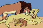 Densel and Angels Family of joy,hope and pride. by Trepanierx