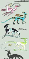 CLOSED-MTT adoptables - round 6 by annicron