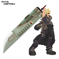 my man cloud by MRRWN