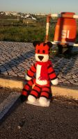 Hobbes by CristinaHC