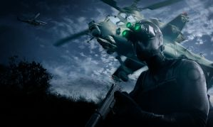 Splinter Cell operative by GIGN5749