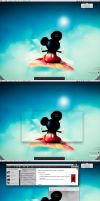 Mickey Mouse BY Ayos by NetoBettini