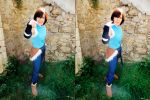 Korra Cosplay by Daylight-Darkside