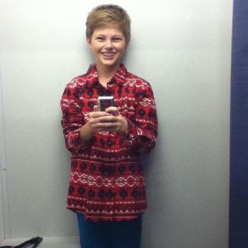 Me trying on gay clothes a kmart by Mista-Harry