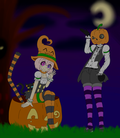 Pum-Pum And Pierrot by Triforce-Falls