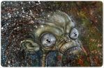 Ugly Monkey by Gary Shipman by G-Ship
