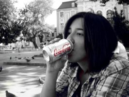 coca cola deLight by dolfii