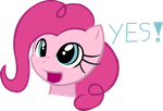 happy pinkie by pinkaminadianepie3