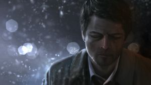 [Supernatural] Castiel by VividcrayonXD