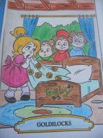 Goldilocks and the Three..Bears? by Brittany-Psalm28-7