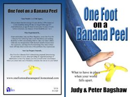 One Foot On A Banana Peel by IndigoChick
