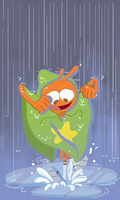 Wandering in the Rain by Toodles3702