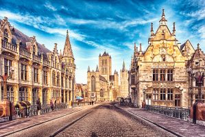 Gent City by elvistudio