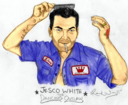 Jesco White 'Dancing Outlaw' by Panzram31614