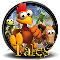 Crazy Chicken - Tales - Icon by DaRhymes