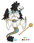 Contest Entry - Ammit the Guidance Inky by Sil3ntRain